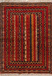 Sale 8447C - Lot 70 - Afghan Chobi 150cm x 106cm
