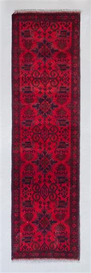 Sale 8472C - Lot 84 - Afghan Khal Mohamadi 300cm x 80cm