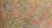 Sale 8808 - Lot 612 - Carolyn Price Pwerle - Jimiya, 2004 67 x 120cm (stretched and ready to hang)