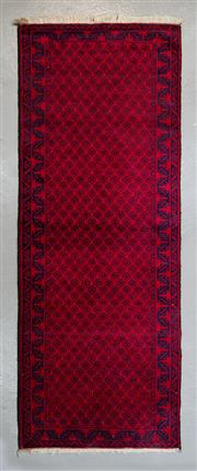 Sale 8472C - Lot 85 - Persian baluchi 214cm x 80cm