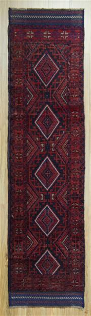 Sale 8589C - Lot 66 - Persian Sumak, 246x64