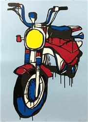 Sale 8609A - Lot 5002 - Jasper Knight (1978 - ) - 110 76 x 56cm