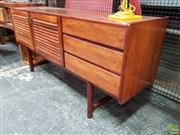 Sale 8625 - Lot 1069 - McIntosh Rosewood Sideboard (H: 77 W: 170 D: 47cm)
