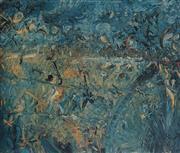 Sale 8938A - Lot 5017 - John Perceval (1923 - 2000) - Walkie Talkie Farmer at Tyabb 50.5 x 70 (frame: 81 x 87.5 x 3 cm)