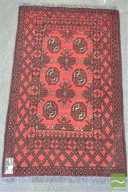 Sale 8390 - Lot 1264 - Afghan Turkoman (130 x 75cm)