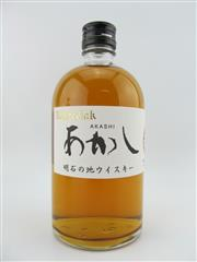 Sale 8423 - Lot 620D - 1x White Oak Whisky Distillery Akashi Blended Japanese Whisky - 40% ABV, 500ml