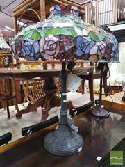 Sale 8447 - Lot 1048 - Impressive Table Lamp