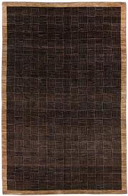 Sale 8626A - Lot 146 - A Cadrys Afghan Bohemian Palo Natural Ghazni Wool Carpet, Size; 422X270cm, RRP; $9950