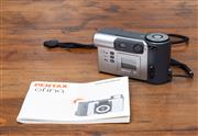 Sale 8694A - Lot 63 - A Pentax Efina camera