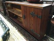 Sale 8795 - Lot 1035 - Pine Sideboard