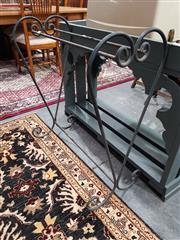 Sale 8889 - Lot 1088 - Metal Towel Rail