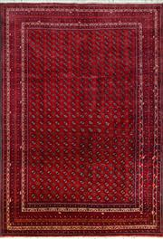 Sale 8290A - Lot 57 - Afghan Bukhara 200cm x 300cm RRP $4000