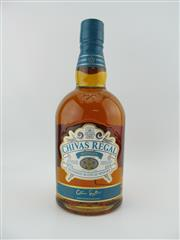 Sale 8423 - Lot 619A - 1x Chivas Regal Mizunara Blended Scotch Whisky - Japanese limited edition, 40% ABV, 700ml