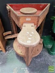 Sale 8480 - Lot 1008 - Vintage Potters Wheel