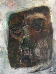 Sale 8813 - Lot 532 - Judy Cassab (1920 - 2015) - Head 1965 121.5 x 91.5cm