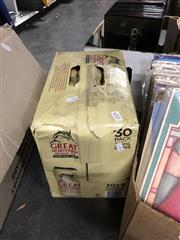 Sale 8819 - Lot 2328 - Carton of Great Northern Super Crisp Lager Cans