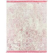 Sale 8820C - Lot 19 - An India Fine Erased Tabriz in Handspun Wool & Silk, 295x250cm