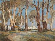 Sale 8929 - Lot 553 - James R Jackson (1882 - 1975) - Newport Near Sydney 29.5 x 39.5 cm