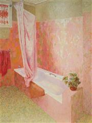 Sale 8980A - Lot 5011 - Una Foster (1912 - 1996) - Afternoon Light 101 x 75.5 cm (frame: 108 x 83 x 3cm)