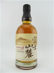 Sale 8423 - Lot 618B - 1x Kirin Whisky Fuji-Sanroku Blended Japanese Whisky - 50% ABV