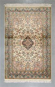 Sale 8472C - Lot 87 - Kashmiri Silk 130cm x 80cm