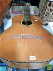 Sale 8478 - Lot 2089 - Old Guitar