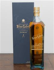 Sale 8338A - Lot 76 - A Johnny Walker blue label scotch whiskey, Sydney Edition, 1L, boxed