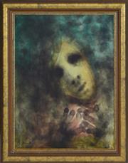 Sale 8382 - Lot 554 - David Boyd (1924 - 2011) - Untitled, 1968 53 x 39cm