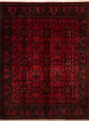 Sale 8412C - Lot 93 - Afghan Khal Mohamadi 235cm x 173cm