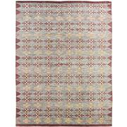Sale 8820C - Lot 44 - An India Revival Scandi in Handspun Wool300x400cm