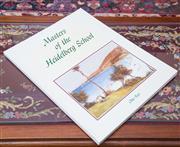 Sale 8489A - Lot 27 - Australian art book Masters of The Heidelberg School, Okko Boer