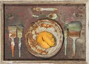 Sale 8651A - Lot 68 - Lewis Morley (42x58.5x10cm) - Painters Meal