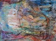Sale 9021 - Lot 506 - Louis Kahan (1905 - 2002) - Abstract Nudes 51.5 x 70.5 cm (frame: 72 x 91 x 4 cm)