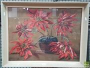 Sale 8409 - Lot 1058 - Tretchikoff Poinsettia Print