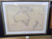 Sale 8437 - Lot 2084 - Map New Holland