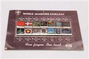 Sale 9052 - Lot 112 - Collection of Scout Emblems from 1920s -70s