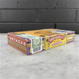 Sale 9089W - Lot 48 - Partagas Shorts Cuban Cigars - box of 25 cigars, stamped February 2019