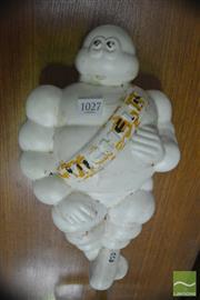 Sale 8326 - Lot 1027 - Michelin Man