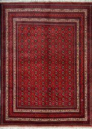 Sale 8353C - Lot 76 - Afghan Bukhara 205cm x 150cm