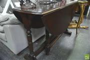 Sale 8418 - Lot 1058 - Dropside Table