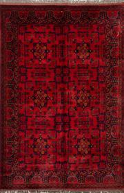 Sale 8447C - Lot 77 - Afghan Khal Mohamadi 195cm x 127cm