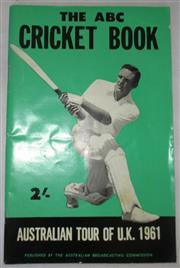 Sale 8460C - Lot 37 - ABC Cricket Book Australian Tour of UK 1961. Very good.