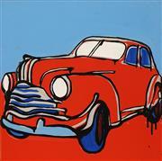 Sale 8764 - Lot 522 - Jasper Knight (1978 - ) - Cuban Study, 2018 60 x 60cm
