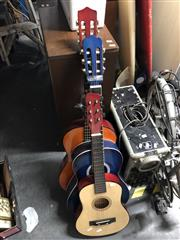 Sale 8819 - Lot 2226 - Collection of Guitars