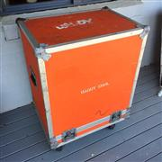 Sale 8878T - Lot 81 - Roadies Musicians Case Daddy Cool Height - 83.5cm, Length - 62.5cm, Depth - 45cm