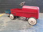 Sale 9039 - Lot 1067 - Vintage Childs Pedal Car with Tipper