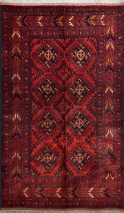 Sale 8353C - Lot 77 - Afghan Khal Mohamadi 180cm x 125cm
