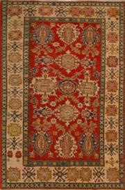 Sale 8447C - Lot 78 - Afghan Kasak 245cm x 165cm