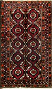 Sale 8353C - Lot 78 - Persian Baluchi 200cm x 121cm