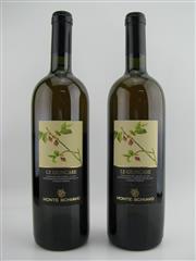 Sale 8439W - Lot 718 - 2x 2004 Monte Schiavo Le Giuncare, Verdicchio dei Castelli di Jesi Riserva